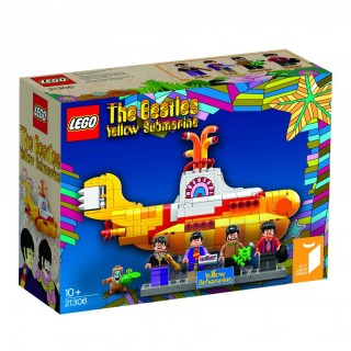 LEGO 21306 IDEAS Žlutá ponorka