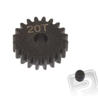 Pastorek 20 zubů, Modul 1, 5mm