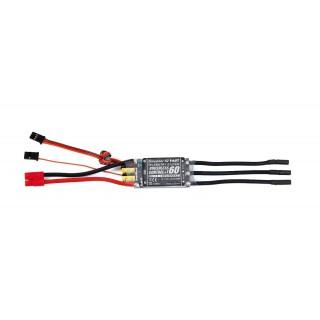 Brushless control + Telemetrie 60 G3,5
