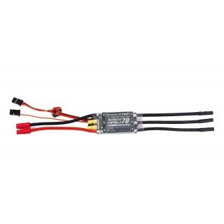 Brushless control + Telemetrie 70 G3,5