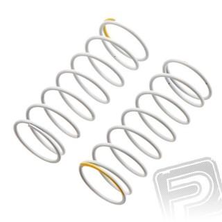 Big Bore Shock pružiny tlumičů 45mm, žluté, 76gf/mm