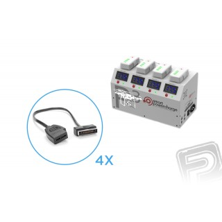 Nabíjecí stanice pro akumulátory Phantom 3/4, 4 PRO, 4 Pro Plus CENA 2017