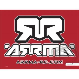 ARRMA reklamní Banner 3x4' (900 x 1200 mm)