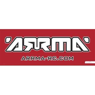 ARRMA reklamní Banner 3 x 8' (900 x 2400 mm)