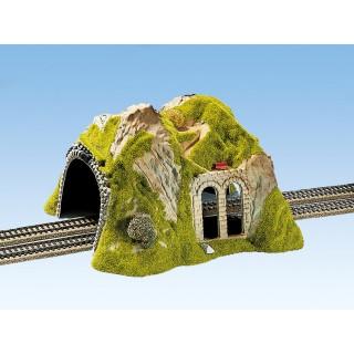 Hora s tunelem, dvoukolejných 30 x 28 cmNO02430