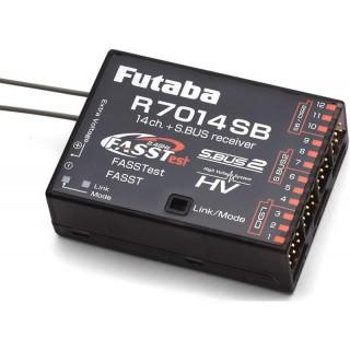 Futaba přijímač 14/18k R7014SB 2.4GHz FASSTest/FASST