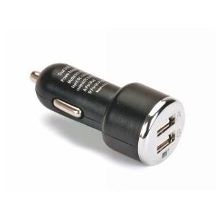 Autoadpatér s 2x USB 5V a 1Ampéru