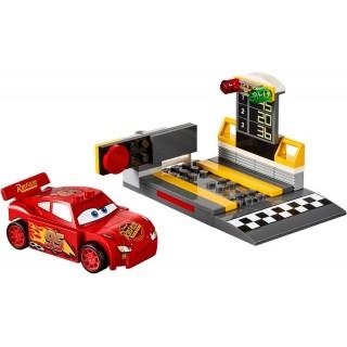 LEGO Juniors - Vystřelovač Bleska McQueena