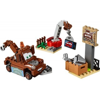 LEGO Juniors - Burákovo smetiště