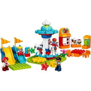 LEGO DUPLO - Zábavná rodinná pouť