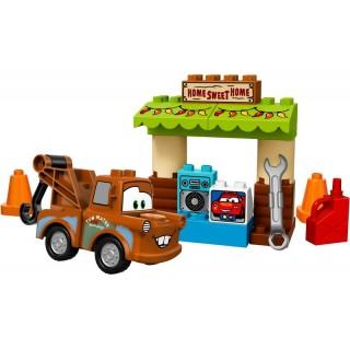 LEGO DUPLO - Burákova garáž