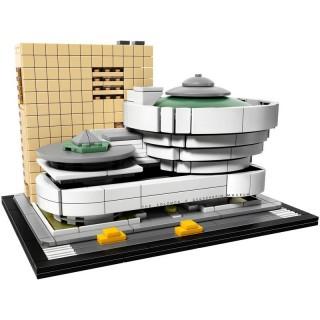 LEGO Architecture - Guggenheimovo muzeum