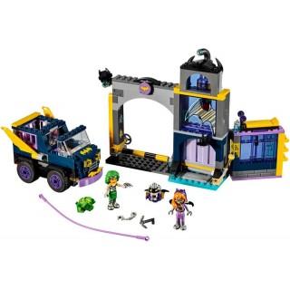 LEGO DC Super Hero Girls - Tajný Bunkr Batgirl
