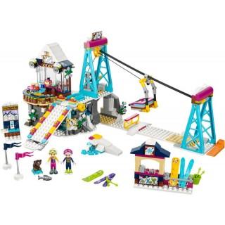 LEGO Friends - Lyžařský vlek v zimním středisku