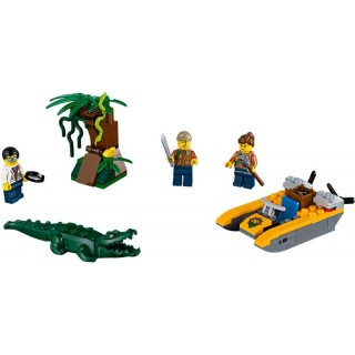 LEGO City - Džungle - začátečnická sada