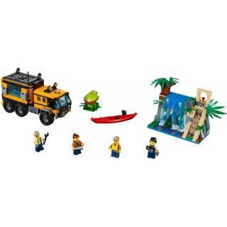 LEGO City - Mobilní laboratoř do džungle