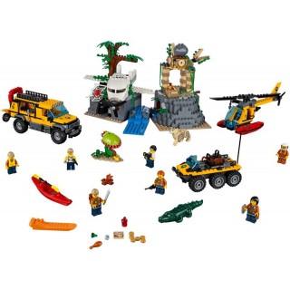 LEGO City - Průzkum oblasti v džungli