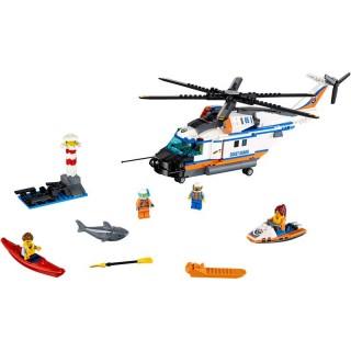 LEGO City - Výkonná záchranářská helikoptéra