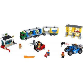 LEGO City - Nákladní terminál