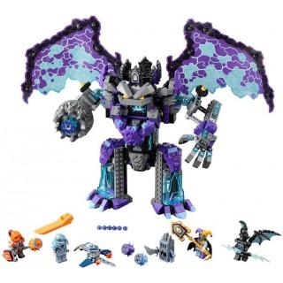 LEGO Nexo Knights - Úžasně ničivý Kamenný kolos
