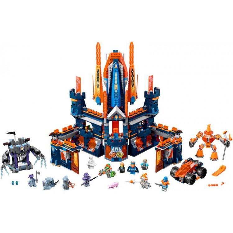LEGO Nexo Knights - Hrad Knighton