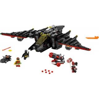 LEGO Batman Movie - Batmanovo letadlo