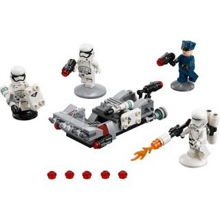 LEGO Star Wars - Transportní speeder Prvního řádu