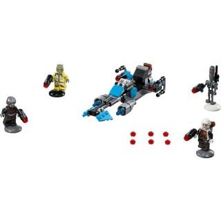 LEGO Star Wars - Speederová motorka námezdního lovce