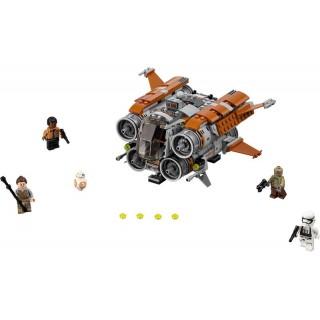 LEGO Star Wars - Loď Quadjumper z Jakku