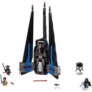 LEGO Star Wars - Vesmírná loď Tracker I