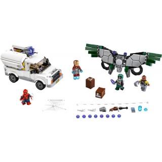 LEGO Super Heroes - Pozor na Vultura