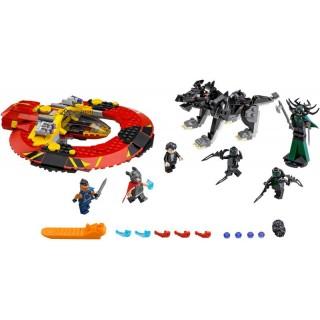 LEGO Super Heroes - Závěrečná bitva o Asgard