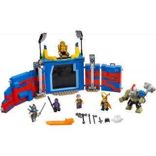 LEGO Super Heroes - Thor vs. Hulk: Souboj v aréně