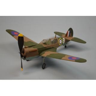 P-40 Kittyhawk 457 mm laser. vyřezávaný