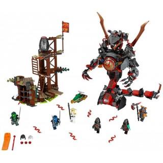 LEGO Ninjago - Úsvit kovové zkázy