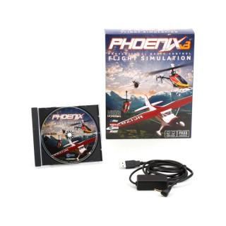 Phoenix RC Pro V3.0 simulátor