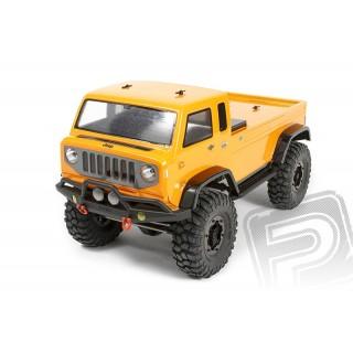 """Jeep Mighty FC karoserie .04"""" čirá"""