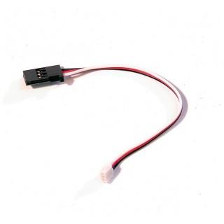Futaba kabel serv SVi JST-ZHR 10cm