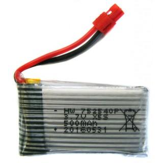 Syma akumulátor 3.7V 600mAh LiPo X5HC/X5HW