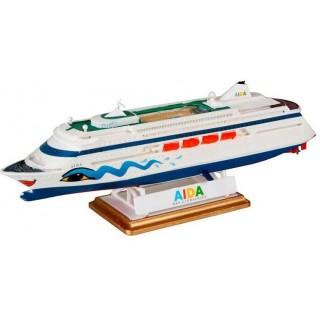 ModelSet loď 65805 - AIDA (1:1200)