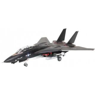 ModelSet letadlo 64029 - F-14A BLACK TOMCAT (1:144)