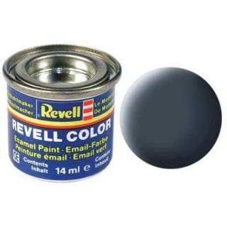 Barva Revell emailová - 32109: matná antracitová šedá (anthracite grey mat)
