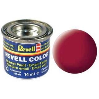 Barva Revell emailová - 32136: matná karmínová (carmine red mat)