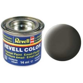 Barva Revell emailová - 32167: matná zelenavě šedá (greenish grey mat)
