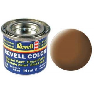 Barva Revell emailová - 32182: matná temná země RAF (dark-earth mat RAF)