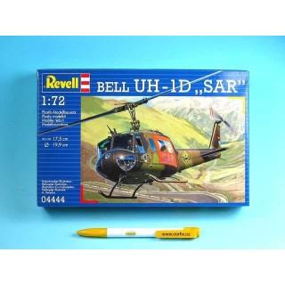 "Plastic ModelKit vrtulník  04444 - Bell UH-1D ""SAR""   (1:72)"