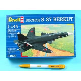 Plastic ModelKit letadlo 04000 - Suchoj S-37 Berkut (1:144)