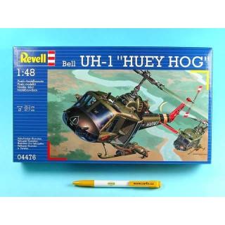 Plastic ModelKit vrtulník  04476 -  'Bell UH-1 Huey Hog  (1:48)