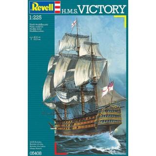 Plastic ModelKit loď  05408 - H.M.S. Victory (1:225)