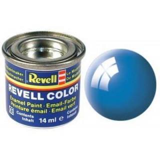 Barva Revell emailová - 32150: lesklá světle modrá (light blue gloss)